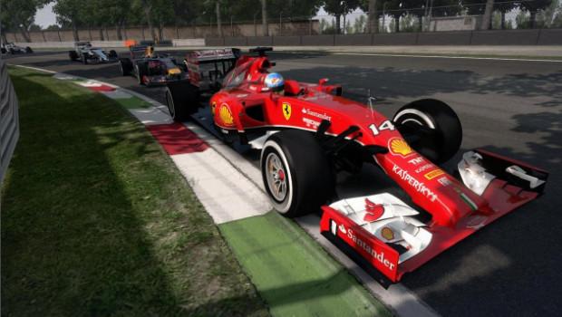 F1 2014: trailer d'annuncio e prime immagini di gioco