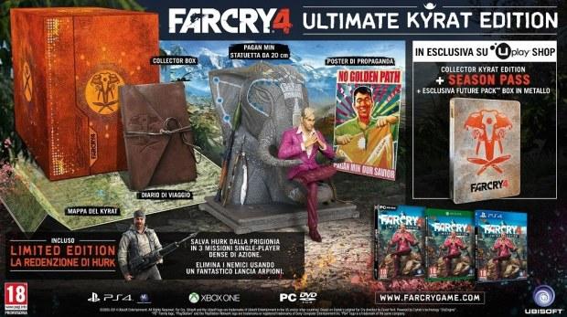 Far Cry 4, annunciata la Ultimate Kyrat Edition: ecco tutti i contenuti