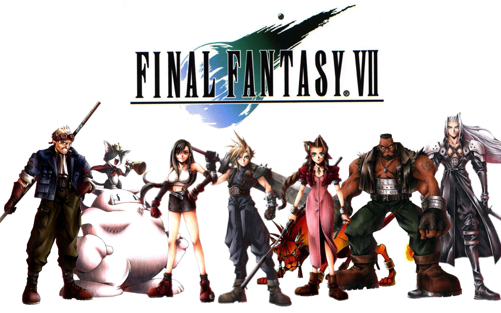 Remake di Final Fantasy VII all'E3 2015? Square Enix già al lavoro
