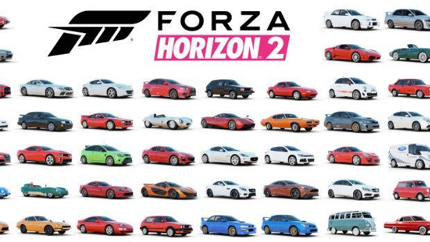 Forza Horizon 2: svelate le prime 100 auto – nuove immagini di gioco