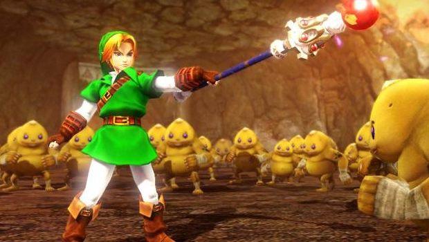 Hyrule Warriors: nuove immagini sugli scenari ispirati a Ocarina of Time