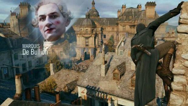 Assassin's Creed Unity: nuovi dettagli su grafica, gameplay e campagna singleplayer dal Comic-Con 2014