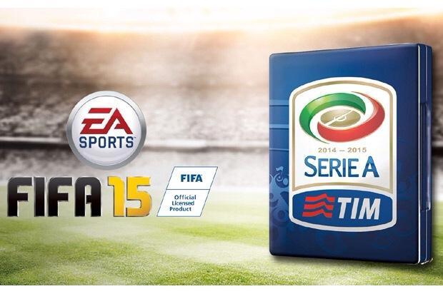 FIFA 15 e Lega Serie A: accordo per la licenza completa del campionato italiano