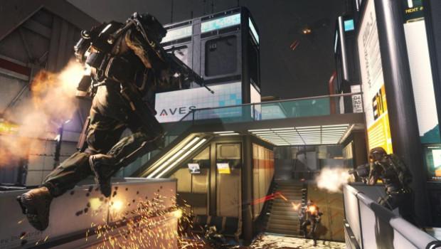Call of Duty: Advanced Warfare – immagini, video e info sul multiplayer