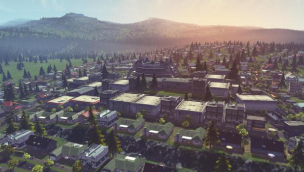 Cities: Skyline – video d'annuncio e prime immagini di gioco dalla Gamescom 2014