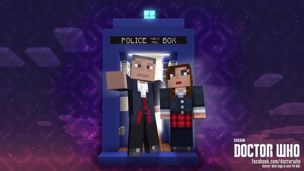 Minecraft, arriva il Doctor Who: da settembre su Xbox 360
