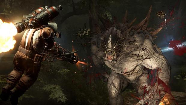 Evolve: personaggi, mostri e ambientazioni in immagini e video