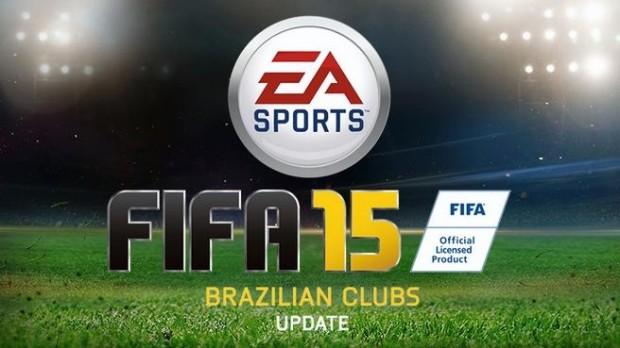 FIFA 15: il campionato brasiliano non ci sarà