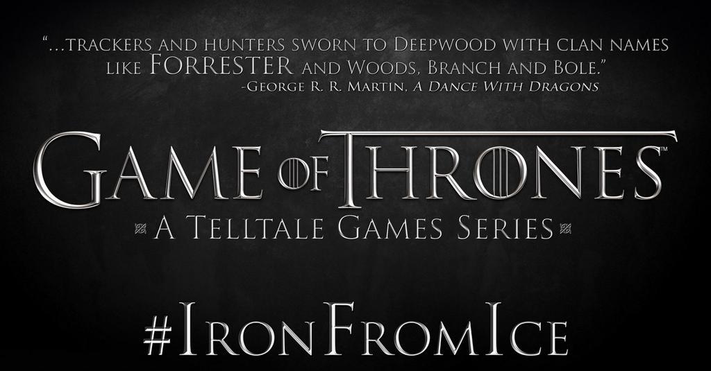 Game of Thrones, primi dettagli per il gioco sviluppato da TellTale Games