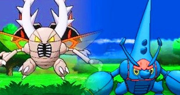 Pokemon X e Y, Heracross e Pinsir non saranno più creature esclusive negli USA