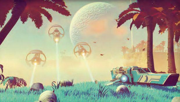 No Man's Sky: gli sviluppatori confermano l'esclusiva temporale su PlayStation 4