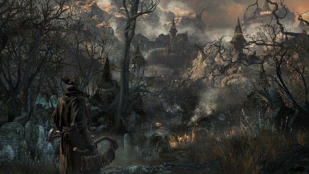 Bloodborne: nuove cartoline da Yharnam