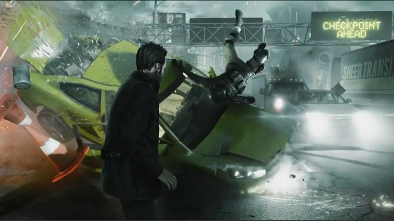 Quantum Break: immagini e primo video di gioco dalla Gamescom 2014