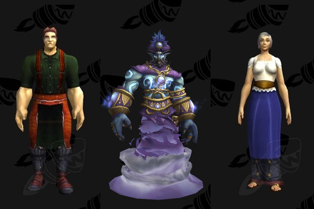 Robin Williams, ecco i tre presunti omaggi all'attore in World of Warcraft