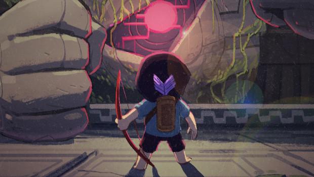 Titan Souls: immagini e video sulla varietà delle ambientazioni