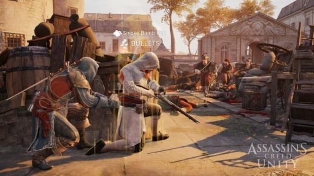 Assassin's Creed Unity: nuovi screenshot dedicati a modalità singola e co-op