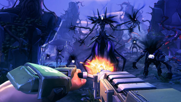 Battleborn: ecco i primi filmati di gioco