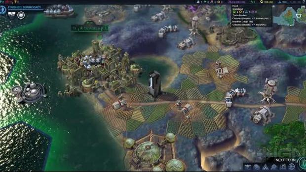 "Civilization: Beyond Earth – nuovo video ""Master Control"""