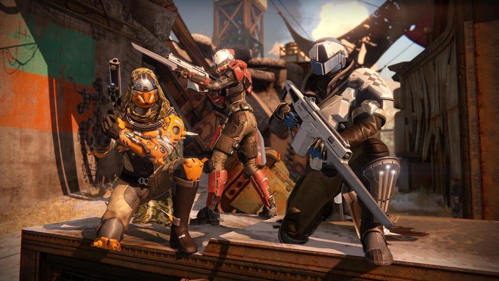 Destiny: nuovo video per la mappa multiplayer Exodus Blue in esclusiva PlayStation