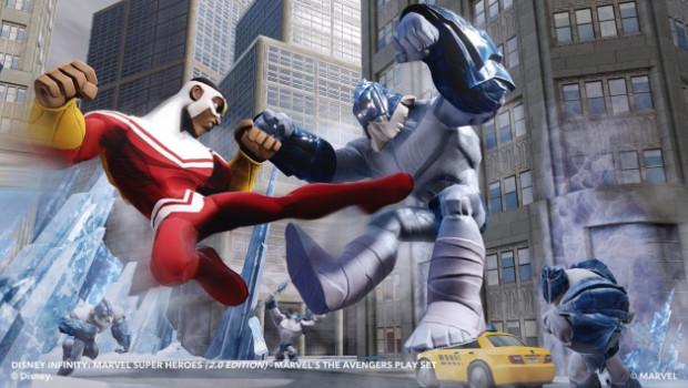 Disney Infinity 2.0: Marvel Super Heroes – immagini e video sulle innovazioni del gameplay