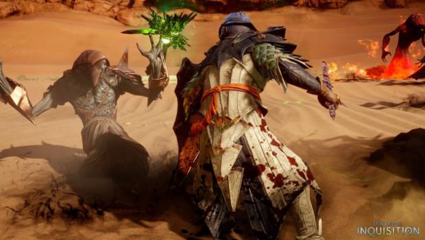 Dragon Age: Inquisition – nuove immagini e primo video sull'editor di personaggi