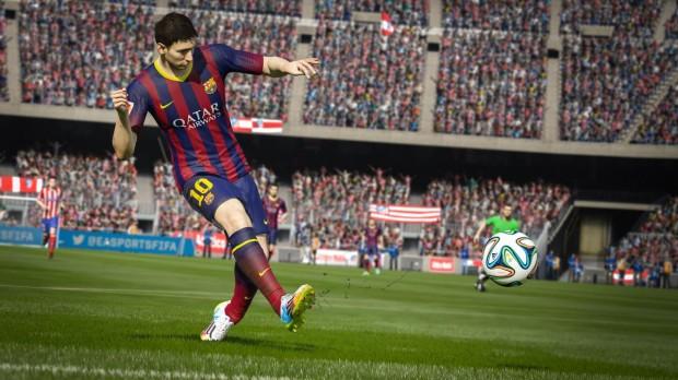 FIFA 15, disponibile la beta per Xbox One. Domani anche per PS4