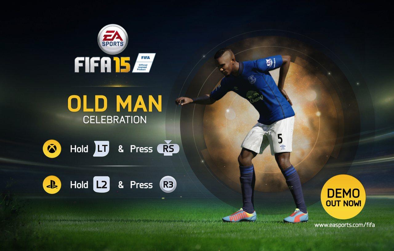 FIFA 15: video tutorial sulle esultanze