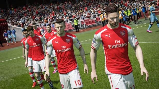 FIFA 15: la Premier League in alcuni screenshot