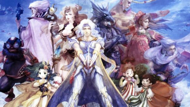Final Fantasy IV su PC, il gioco classificato da PEGI con bollino 12+