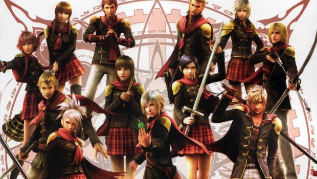 Final Fantasy Type-0, l'uscita a marzo 2015 negli USA con demo di Final Fantasy XV