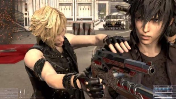 Final Fantasy XV completo al 55%, parla il direttore Hajime Tabata