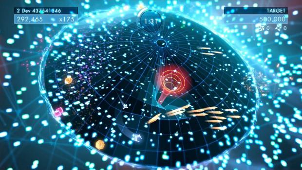 Geometry Wars 3: Dimensions – immagini e video dal PAX Prime 2014