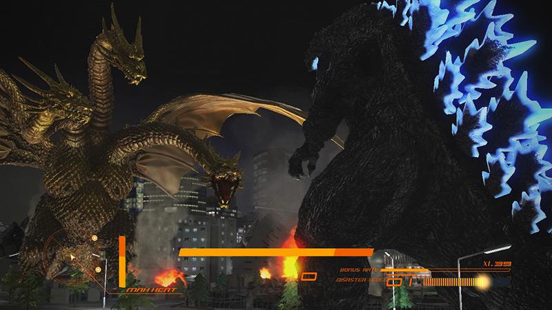 Godzilla per PlayStation 3: ecco il nuovo trailer con Mechagodzilla
