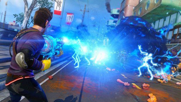 Sunset Overdrive: personaggi, nemici e ambientazioni in nuovi screenshot