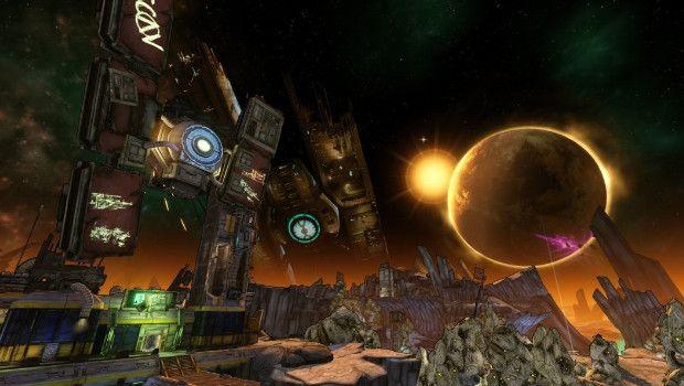 Borderlands: The Pre-Sequel – la varietà delle ambientazioni e delle armi in nuovi screenshot