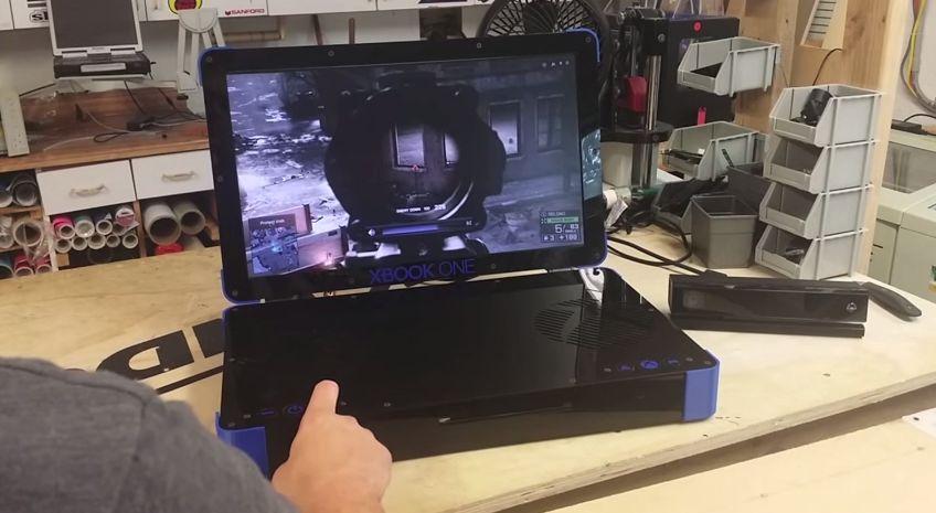 Xbook One: una Xbox One portatile da 1.500 dollari