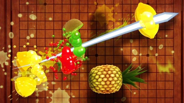 Fruit Ninja Kinect 2 per Xbox One, video incentrato sul gameplay