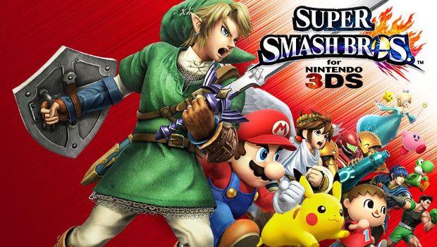 Super Smash Bros. per Nintendo 3DS: la recensione