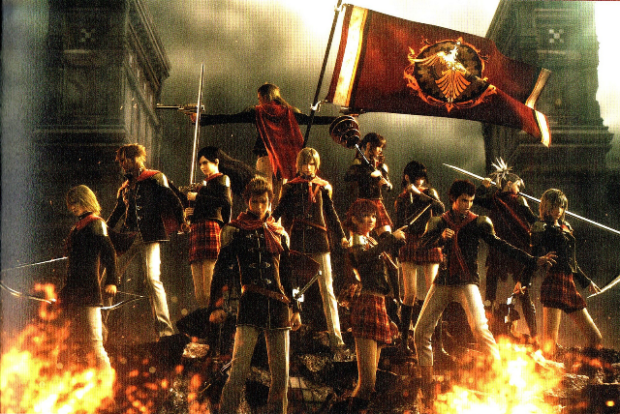 """Final Fantasy Type-0 HD nel nuovo trailer """"Siamo arrivati"""""""