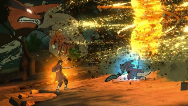 Naruto Shippuden: Ultimate Ninja Storm 4 – immagini e video con Hashirama e Madara