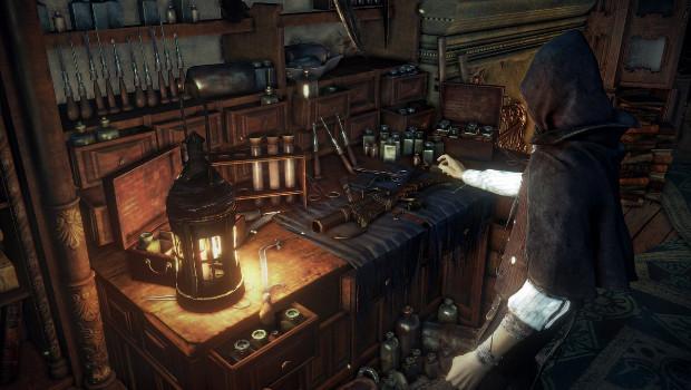 Bloodborne: immagini e dettagli sulle funzioni di personalizzazione