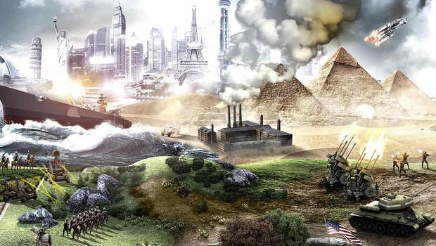 Civilization V: si blocca la Battle Royale con 42 civilità guidate dalla CPU