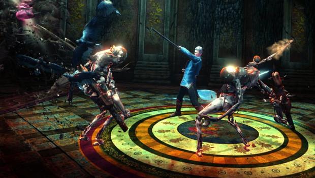 DmC – Devil May Cry: Definitive Edition per PS4 e Xbox One – trailer di lancio e nuovi screenshot