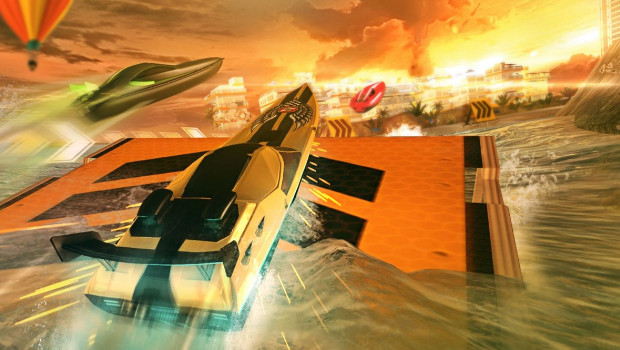 Driver Speedboat Paradise sfreccia su iOS e Android: video d'annuncio e primi screenshot