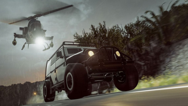 Forza Horizon 2 Presents Fast & Furious:  nuovo video-diario di sviluppo