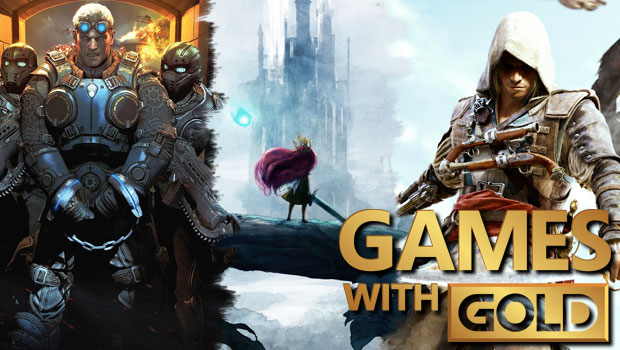 Games With Gold: svelati i titoli gratuiti di Aprile