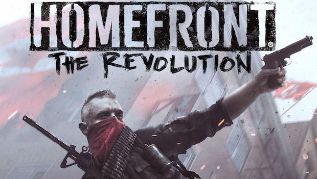 Homefront: The Revolution uscirà nel 2016