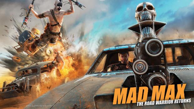 Mad Max uscirà a settembre: ecco la copertina ufficiale e i bonus preordine