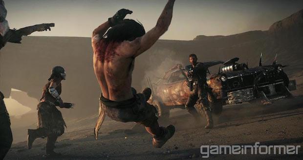 Mad Max sulla copertina di aprile di GameInformer: ecco i nuovi screenshot