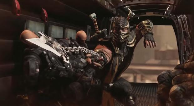 Mortal Kombat X: il gameplay della Story Mode e l'arrivo di Jason Voorhees